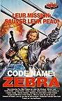 Code Name Zebra (1987) Poster