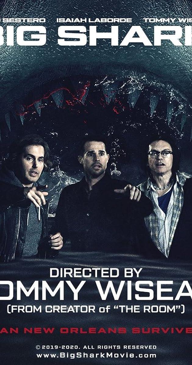 Big Shark (2019) - IMDb