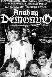 Anak ng demonyo Poster