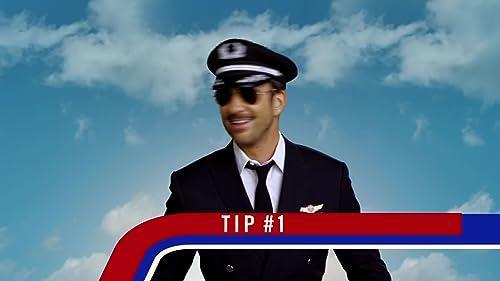 LA to Vegas: Mid-Flight Stretch
