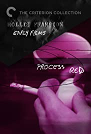 Process Red Poster