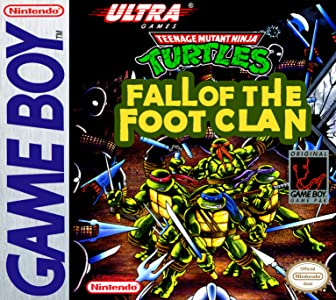 Movie downloads psp go Teenage Mutant Ninja Turtles: Fall of the Foot Clan by none [HDR]
