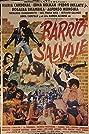 Barrio salvaje (1985) Poster