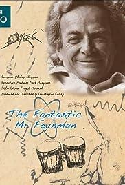 The Fantastic Mr Feynman Poster