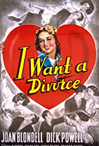 Primary photo for I Want a Divorce