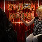 Keighla Dawn and Mike Shalapay in A.J. Messer's Carbon Dating! (2021)