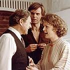 Ghita Nørby, Ulf Pilgaard, and Poul Reichhardt in Pas på ryggen, professor! (1977)