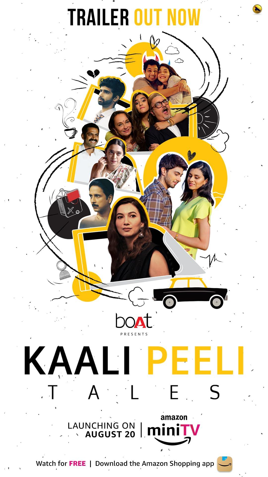 Kaali Peeli Tales (2021) Season 1 (Amazon Prime)
