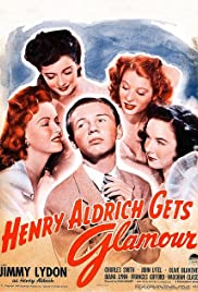 Henry Aldrich Gets Glamour Poster