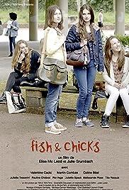Fish & Chicks Poster
