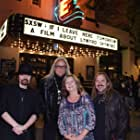 Gary Rossington, Judy Van Zant Jenness, Rickey Medlocke, and Johnny Van Zant at an event for If I Leave Here Tomorrow: A Film About Lynyrd Skynyrd (2018)