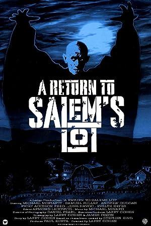 Where to stream A Return to Salem's Lot