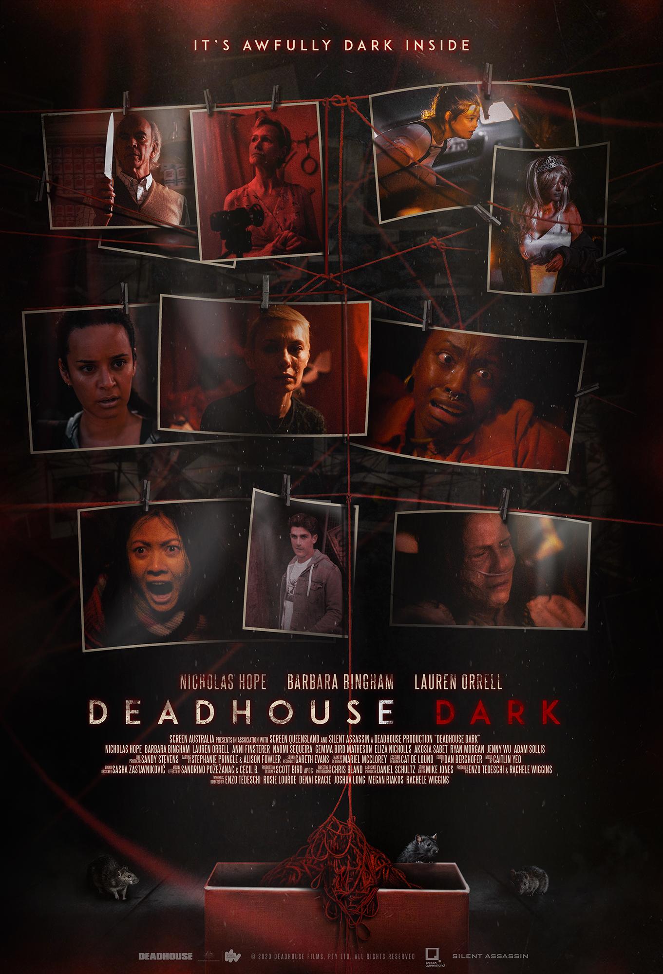Deadhouse Dark (TV Mini-Series 2020– ) - IMDb