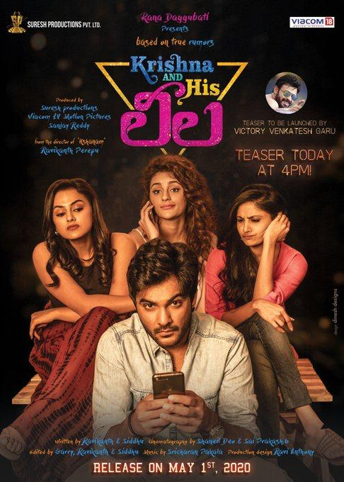 Krishna and His Leela (2020) Telugu 720p HDRip Esubs DL