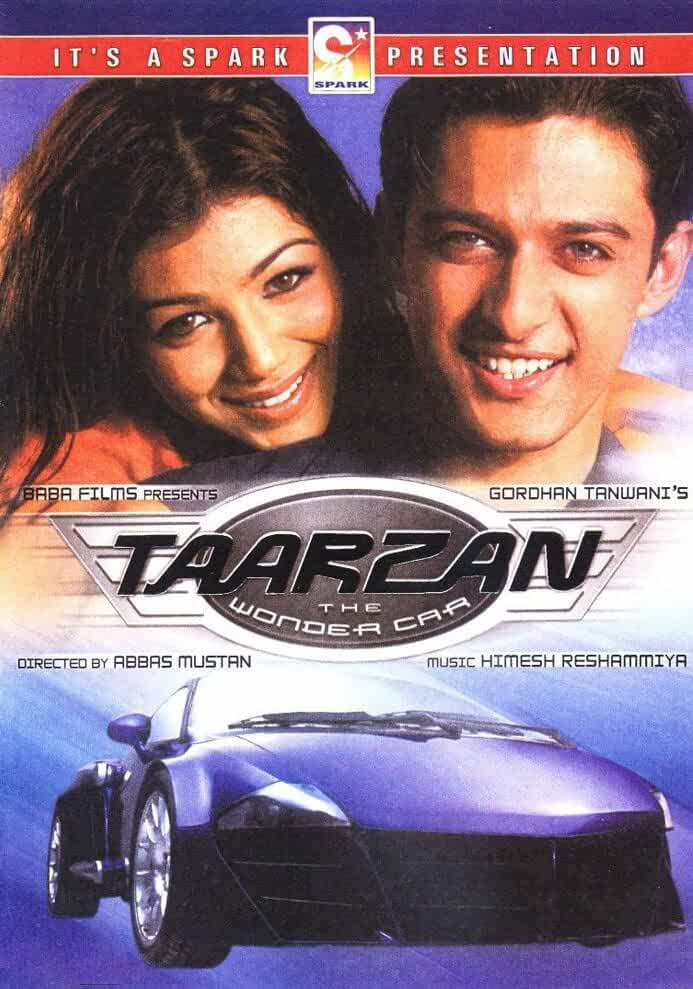 Taarzan: The Wonder Car 2004 Hindi Movie WebRip 400mb 480p 1.2GB 720p 4GB 5GB 1080p