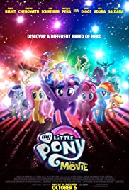 My Little Pony: The Movie (2017) 720p