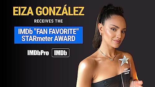 Eiza González Receives the IMDb Fan Favorite STARmeter Award
