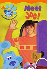 Blue's Clues: Meet Joe! Poster