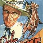 John Wayne in King of the Pecos (1936)