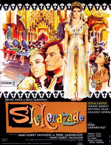 FILM SHERAZADE