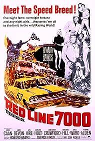 Red Line 7000 (1965) Poster - Movie Forum, Cast, Reviews