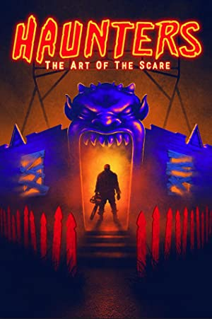 Where to stream Haunters: The Art of the Scare