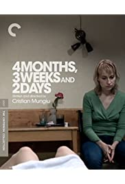 Cristian Mungiu on 4 Months 3 Weeks and 2 Days