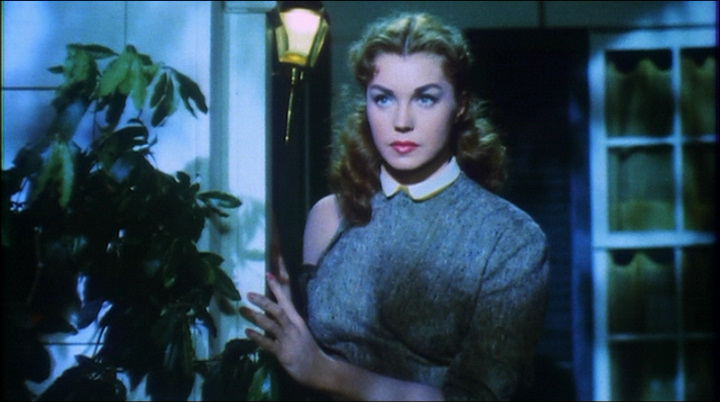 Esther Williams in The Unguarded Moment (1956)