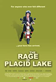 The Rage in Placid Lake Poster