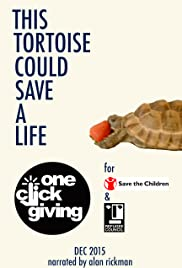 This Tortoise Could Save a Life Poster