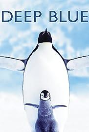 Deep Blue Poster