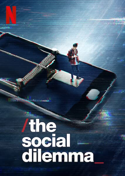 The Social Dilemma (2020) Dual Audio Hindi ORG NF HDRip x264 AAC 350MB ESub