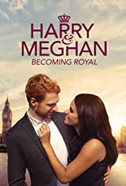 Harry & Meghan: Becoming Royal Poster