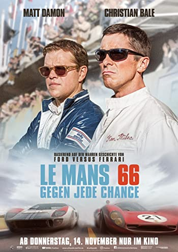 Ford v Ferrari 2019 Full English Movie Download 720p In Hd