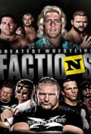 WWE Presents... Wrestling's Greatest Factions Poster