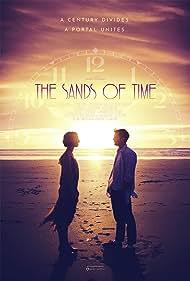 Tessa Bonham Jones and Freddie Stewart in The Sands of Time (2020)