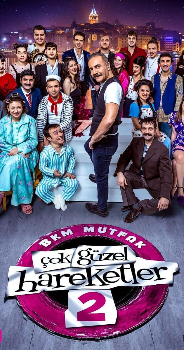 descarga gratis la Temporada 2 de Çok Güzel Hareketler 2.Kusak o transmite Capitulo episodios completos en HD 720p 1080p con torrent