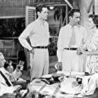 Humphrey Bogart, E.E. Clive, Margaret Lindsay, and Donald Woods in Isle of Fury (1936)