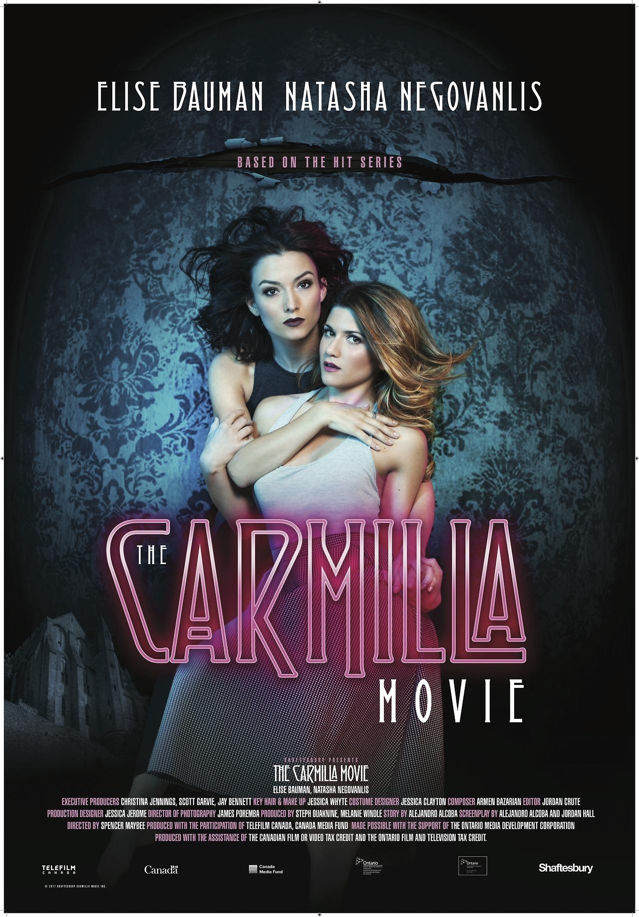 Erotic university movie trailer