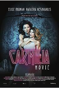 Natasha Negovanlis and Elise Bauman in The Carmilla Movie (2017)