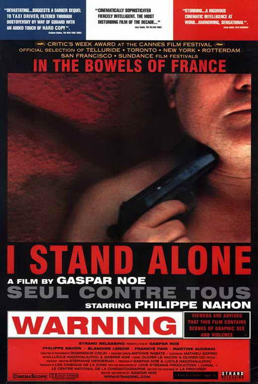 Philippe Nahon in Seul contre tous (1998)