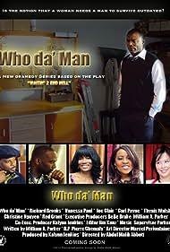 Joe Clair, Vanessa Paul, Carl Anthony Payne II, Thyais Walsh, Richard Brooks, and Christine Q. Nguyen in Who Da Man? (2010)