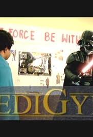 Jedi Gym Poster