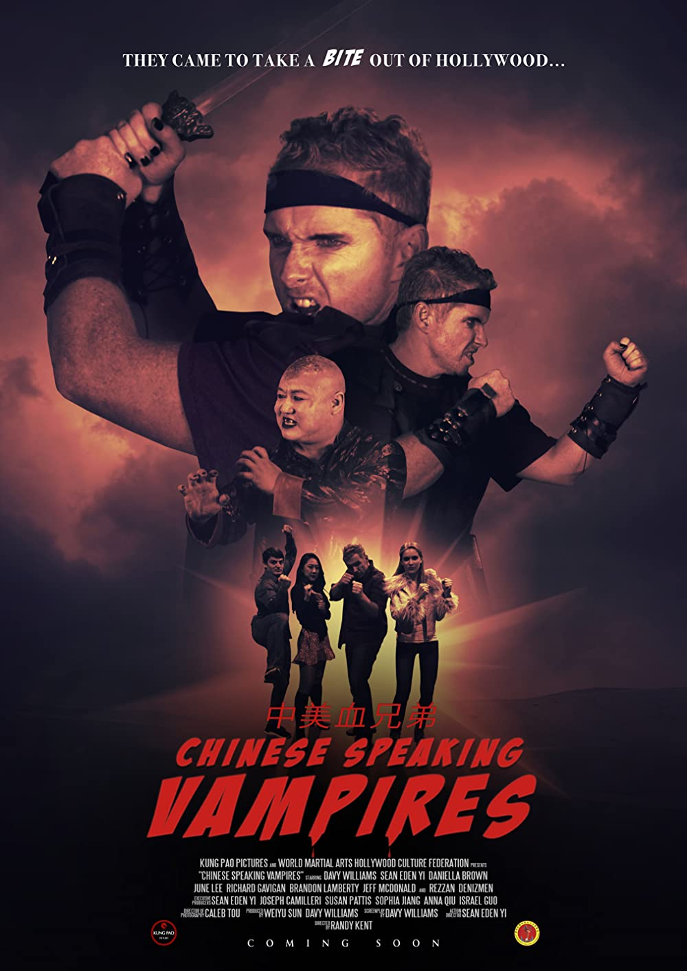 Chinese Speaking Vampires 2021 English Full Movie 720p HDRip 730MB ESub Download
