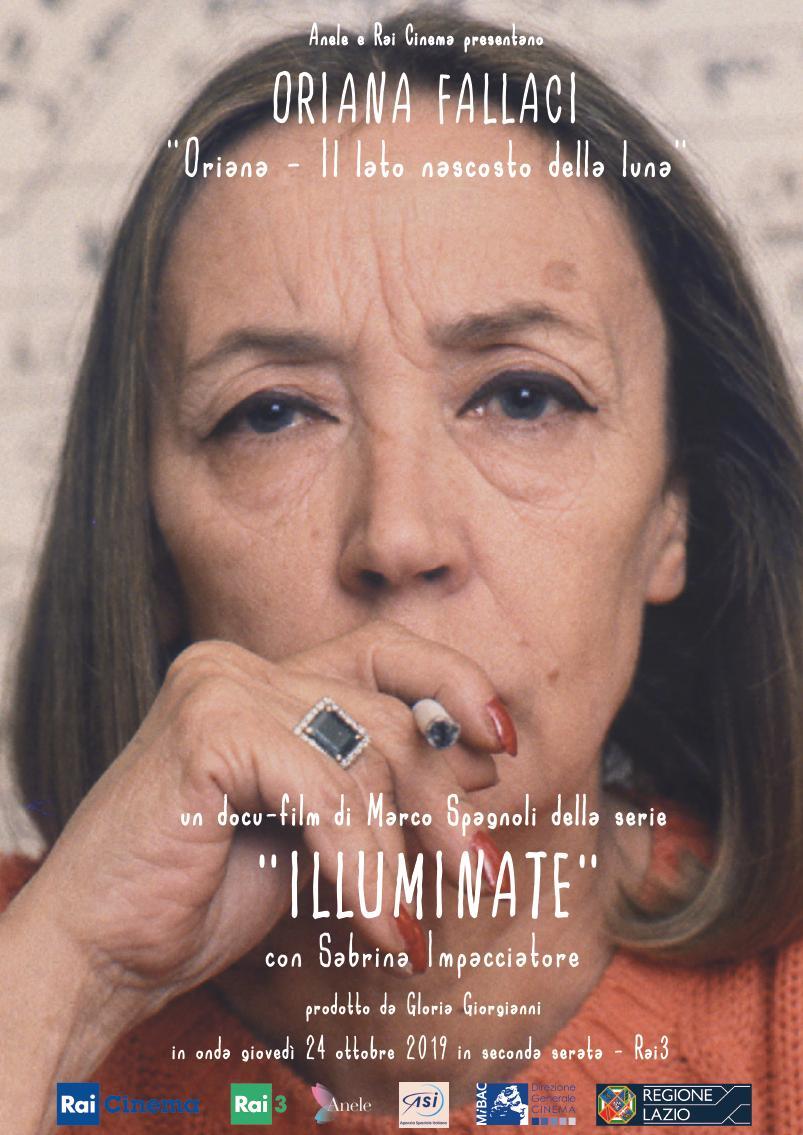Illuminate - Oriana Fallaci (TV Movie 2019) - IMDb