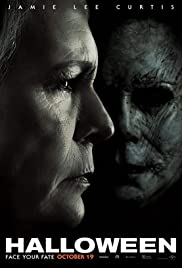 Image result for halloween poster 2018