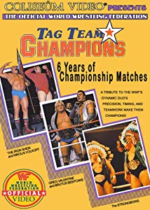 Mpeg movie trailers free download Tag Team Champions [hddvd]