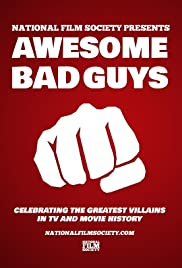 Awesome Bad Guys Poster