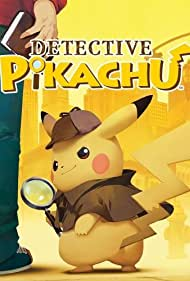 Meitantei Pikachuu: Shinkonbi tanjou (2016)