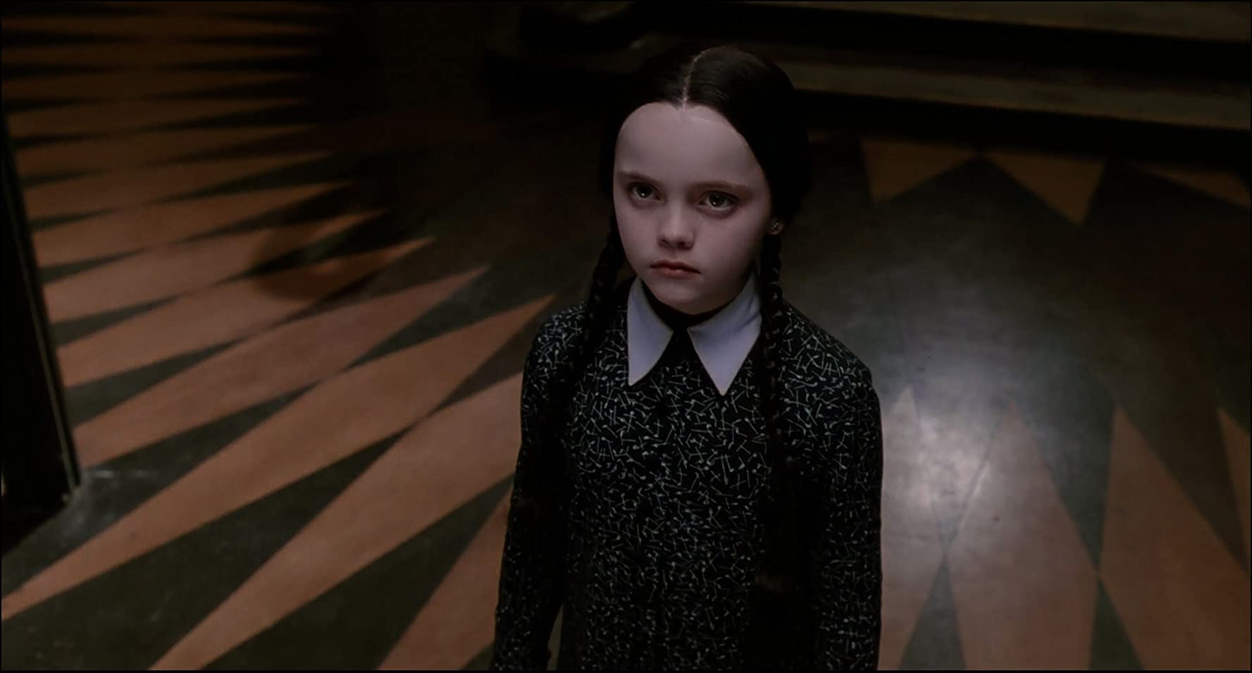 Wednesday (Christina Ricci) in The Addams Family (1991)